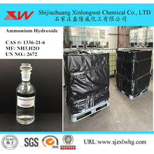 Solution d'hydroxyde d'ammonium MSDS
