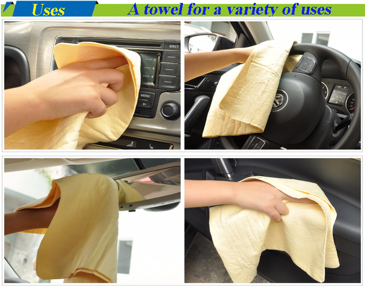Pva Car Wash Towel