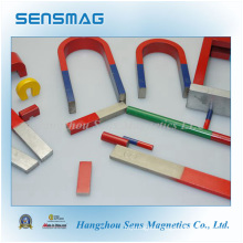 Customized Permanent AlNiCo Magnetic Assembly Magnet