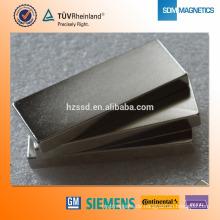 N38EH Hochtemperatur-Neodym-hitzebeständiger Magnet
