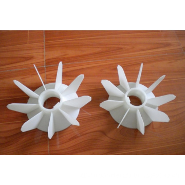 China plastic cooling fan blade for electric motor y132 4 for Plastic fan blades for electric motors