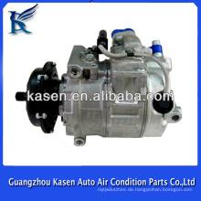 Marke Größe R134a vw AC Kompressor OE # 7H0820805C / E / F 4471907610