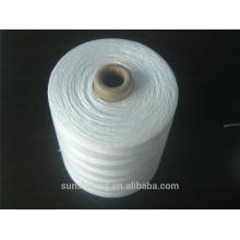 Fil de fermeture de sac en polyester de haute qualité 20S / 3