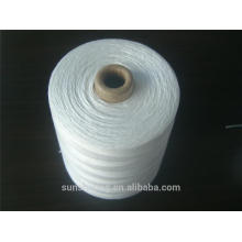 high quality polyester bag closing thread 20S/3