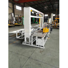 Non-woven Fabric reel stretch wrapping machine