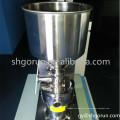 Máquina misturadora de pó seco de produtos químicos / alimentícios