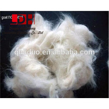 wool waste noils fiber from goat