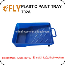 "7 ""blaues Plastikfarbfach"