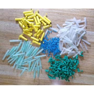 Producto de moldeo por inyección de plástico de precisión pequeña y mediana.