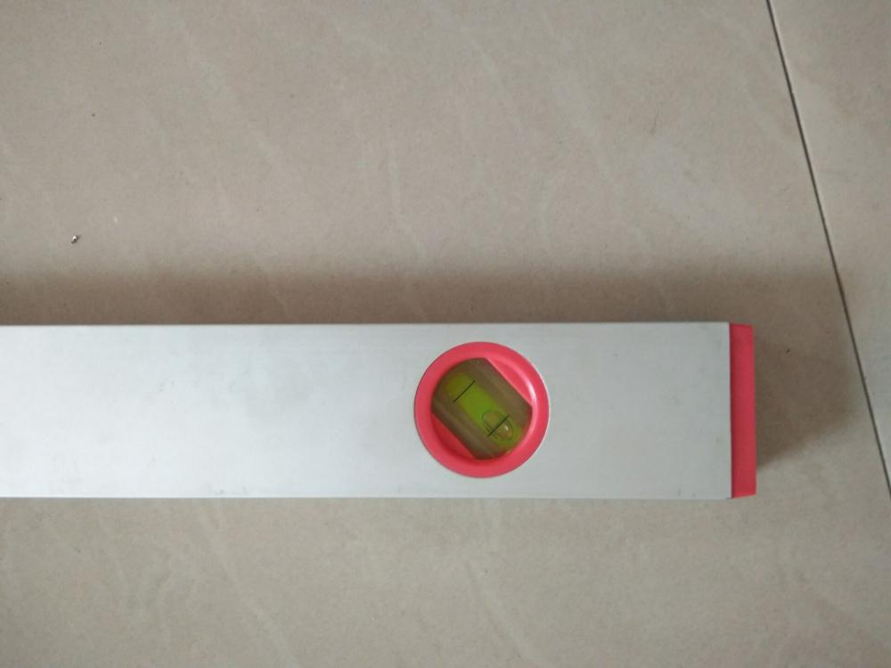 aluminum spirit level with strong magnetic
