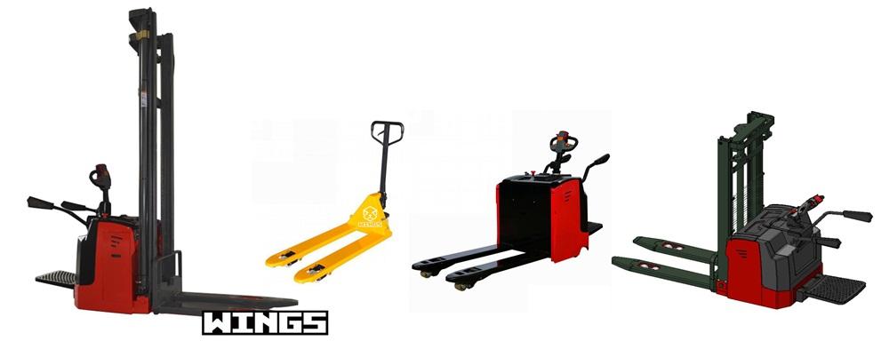 warehouse equipments