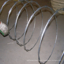ISO9001 Factory Supply Stainless Steel Concertina Razor Wire