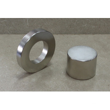 N50 Grade Strong Magnet Ring Permanent Rare Earth