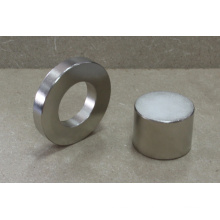 N50 Grade Strong Magnet Ring Permanente Rare Earth