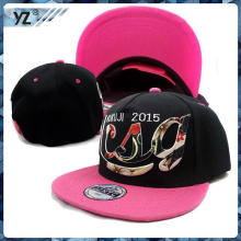 Novo design simples chapéus snapback atacado com grande preço