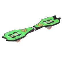 ABS material cubierta de aterrizaje rocking snake bordo