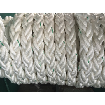 8 Stand Mooring Rope Polyproylene Rope Nylon Rope Polyeste Rope