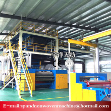 SSS2800 polypropylene spun-bonded nonwoven machine