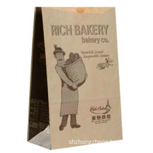 Fruit Paper Bag, Kraft Paper, 4- to 6-color Flexo Printing for Eco-friendly Packaging