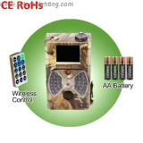 CE RoHs SMS GSM 12mp 940nm wireless night vision hunting trail camera