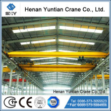 0.25t,0.5t,1t,2t,3t,5t,10t,16t,20t electric single beam overhead crane