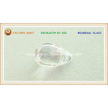 De forma de gota para o pendente de cristal do grânulo