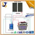 nueva luz de calle solar ahorradora de energía de YANGZHOU / control automático de luz de calle