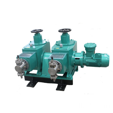 Large capacity Plunger Metering Pump for Chemical Liquids
