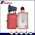 Balcão de telefone pesado e sirene Knsp-15mt K2 Kntech