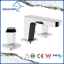 New Design South America Three Hole Basin Faucet