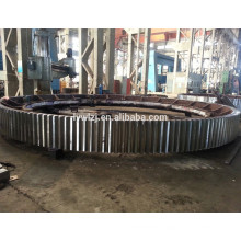 Precision Casting Tooth Gear Ring For Ball Mill