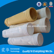 FMS high temperature resisting filter bag for power plant