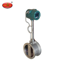 Medidor de flujo de gas fluido Vortex XFV DN15