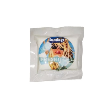 Individual Package Fresh Towel Cleaning Wet Wipes