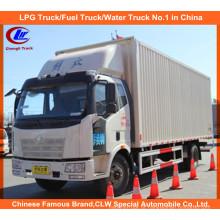 Faw 180HP 4 * 2 8t Cargo Camiões