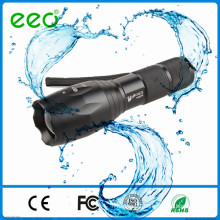 Cheap price for exporting led flat torch,led rechargeable torch light