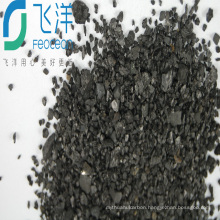98% hardness quality assurance coconut activated carbon