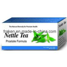 Thé à la baie mélangée de haute qualité, thé au citron, thé à la baie de Goji et thé à la prostate - Thé aux orties