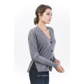 Women′s Cashmere Cardigan