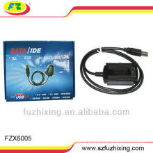 """usb to 2.5""""/3.5""""SATA/IDE connector cable"""