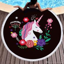 Professional Manufacturer for Ordinary Warp Knitting Towel Warp Knitting Microfiber Round Beach Towels export to Australia Supplier