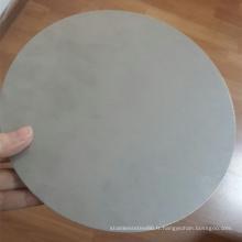 Cercle en acier inoxydable 430 laminé à froid de haute qualité