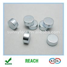 round shape magnet neodymium