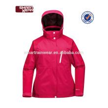 Großhandels-China-Frauen-Bomber-Jacken-Art- und Weiseentwurf 2018 wasserdichte Jacken