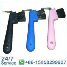 Hoofpick Brushes With Scraper Horse Grooming Equipment - Bn5057
