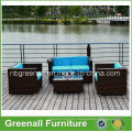 PE Rattan Wicker Sofa Outdoor Garden Furniture