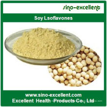 Natural Water Soluble Soy Isoflavones (Soybean Extract)