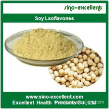 Best Quality for Best Standardized Herbal Extract,Green Tea Extract,Black Currant Extract,Cranberry Extract Manufacturer in China Soy Isoflavones(Soybean Extract) export to Tokelau Manufacturers
