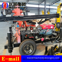 FY130 wheeled type pneumatic water well drilling rig