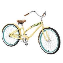 26′′ Popular Style Beach Cruiser Bike Passed Ce